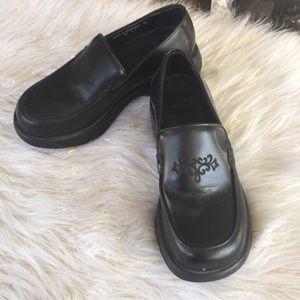 Dansko loafers size 37 black like New
